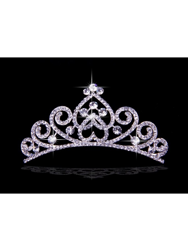 Very Elegant Rhinestone Wedding Headpieces