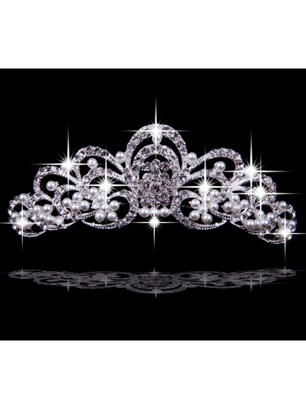 Very Gorgeous Alloy Wedding Headpieces