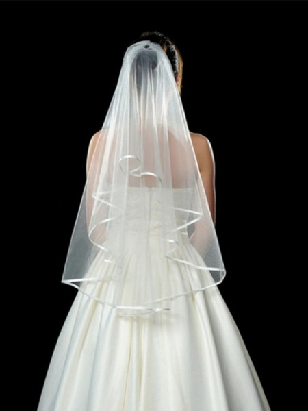 Elegant Tulle Wedding Veil
