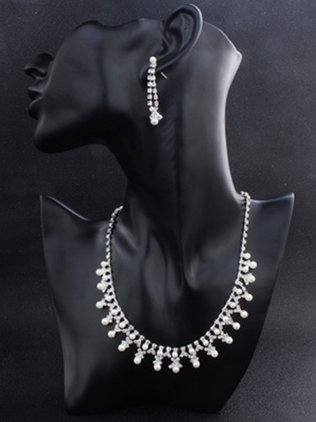 Attractive Alloy Hot Sale Jewelry Sets